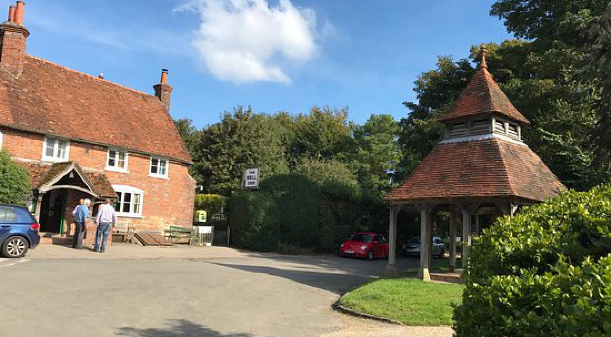 Aldworth Village